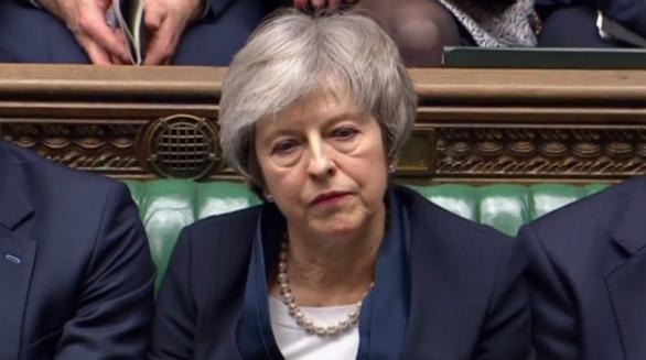 """英首相电话再谈""""脱欧""""协议  欧盟表示无新意到""""难以置信"""""""