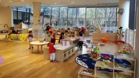 上海45家社区幼儿托管点地图公布,地址电话文内都有!