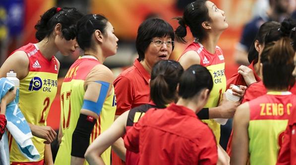 2019年中国女排首期集训名单揭晓 两名新人入选