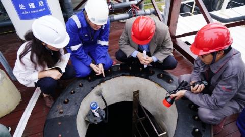 今天是我国履行压载水公约首日 这家上海压载水实验室获国际认证