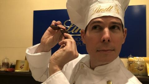 记者手记 | 达沃斯论坛也关心巧克力