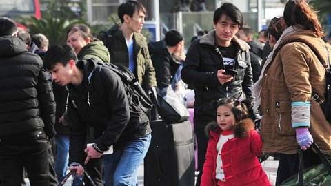 """2019年""""平安返沪""""火车票补贴行动启动"""