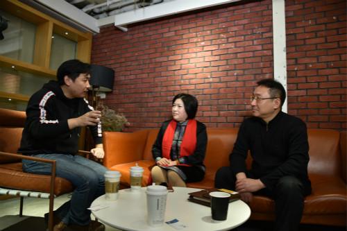 会内会外:上海市政协委员调研文创企业 期待良好创业环境助企业稳健发展