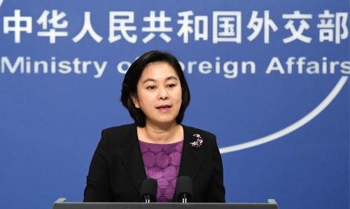 中国外交部:委内瑞拉事务必须也只能由委人民自己选择决定