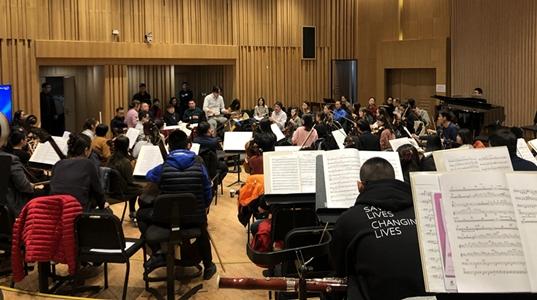 《京剧幻想》将回响费城 上海爱乐乐团今启程赴美