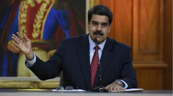 马杜罗要求反对派与政府对话