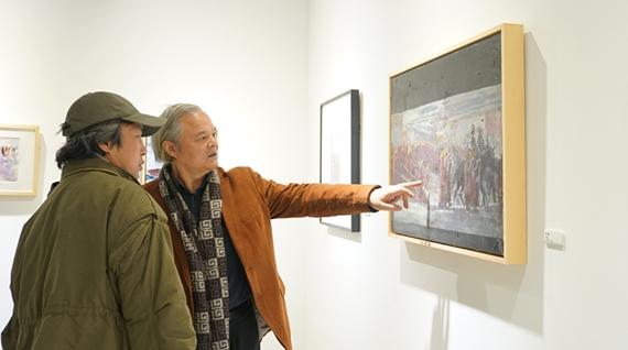 中华家园、建党百年、上海故事 主题性美术创作在沪开展研讨