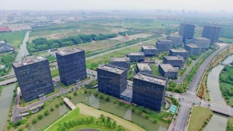 """松江区代表团审议会""""支招""""科技创新:G60走廊引领长三角一体化发展"""