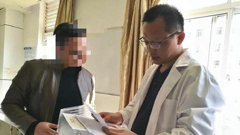 """""""上海的专家真棒!""""普外科专家对口帮扶云南鹤庆县医院"""