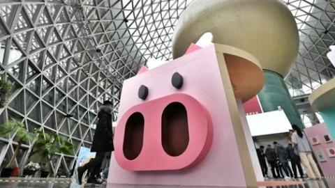 """科普""""年夜饭""""来啦!上海科技馆今起推出猪年生肖特展"""
