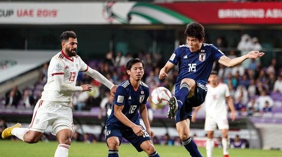 绿茵夜谈丨中日足球差了几个伊朗?