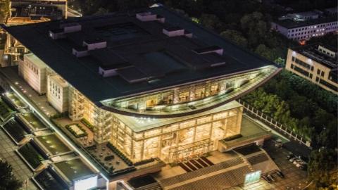 思想众筹|在上海建设标志性剧场 让外国人来看传统戏曲驻场演出