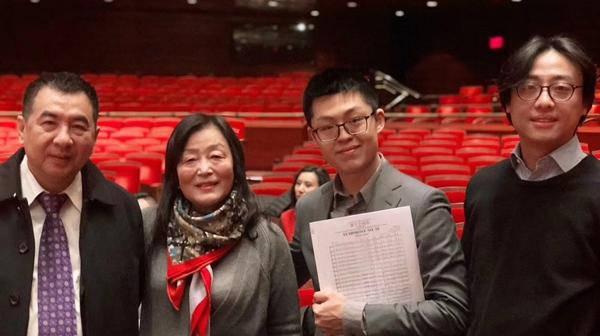 时长缩短精彩不减,龚天鹏如何让美国乐迷理解交响曲《京剧幻想》?
