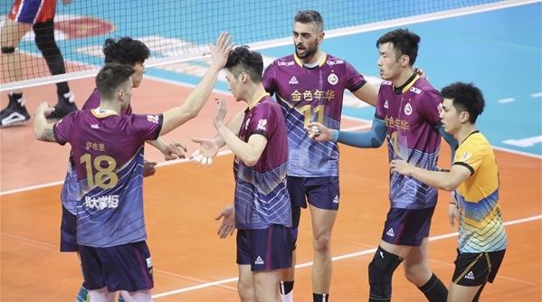 第四次!男排联赛总决赛又将上演京沪大战,上海队目标依然是卫冕
