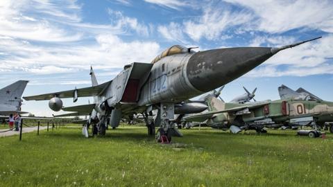 俄计划年内恢复对北极战机巡逻 米格-31BM执飞