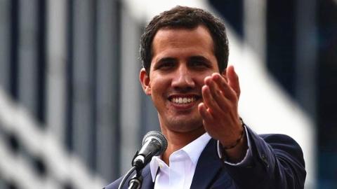 委内瑞拉最高法院限制瓜伊多出境并冻结账户