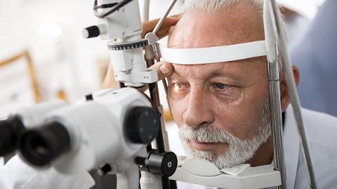 康健园 青光眼也能无创治疗