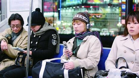环球博览 | 老外坐地铁真的都在看书吗?