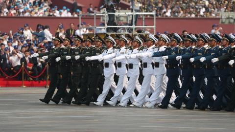 上海先进模范受邀观礼国庆大典:为祖国欢呼,为祖国奋斗