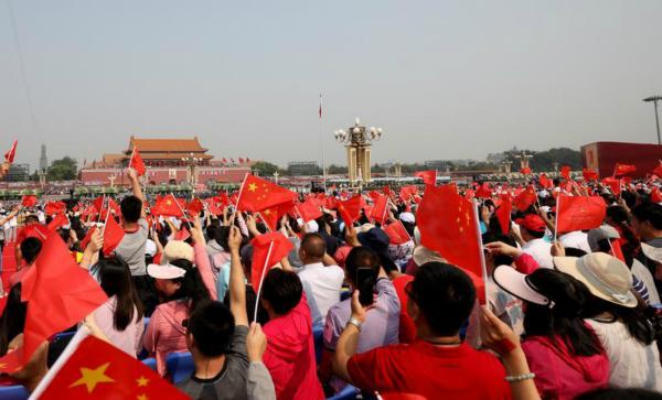 国庆观礼后,香港各界人士吐露肺腑之言