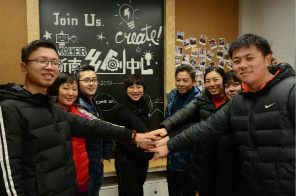 """上海首个乡创中心助力乡村振兴 80后小伙见证家乡""""美丽蜕变"""""""