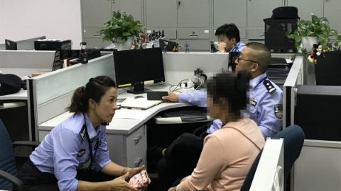 地毯式寻找外国女童、敲开无人应答的门…… 浦东警方国庆7天干了啥?