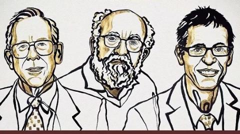 本次诺贝尔物理学奖两个领域南辕北辙 却共同关注人类命运