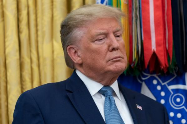 美众议院要求政府部门配合对特朗普博古站群的弹劾调查