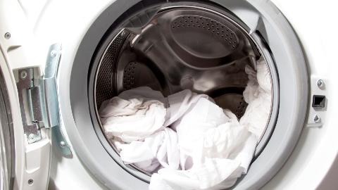 德国研究人员发现:洗衣机经济清洗模式暗藏健康风险
