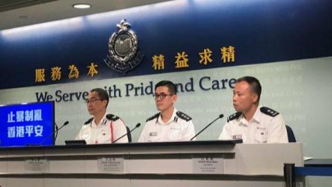 《禁止蒙面规例》动真格!香港各界:希望社会尽快回归正轨