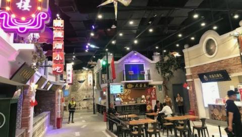 """油墩子、白斩鸡、手抓饼……更多特色小吃入驻进博会,""""上海味道""""传遍全球"""
