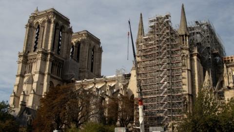 企图袭击巴黎圣母院!五名涉恐人员获刑