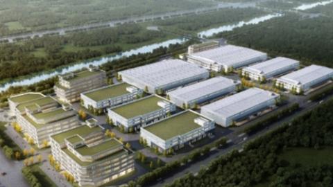 """临港新片区:中国信通院科研基地与""""智芯谷""""项目落地"""