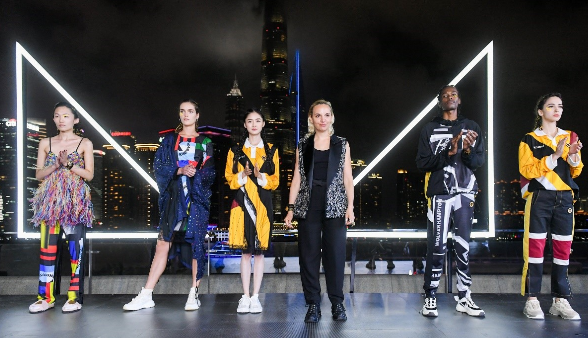 足球IP跨界 英超狼队潮流品牌亮相上海时装周