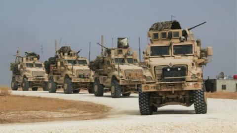 """警告叙利亚军队别""""宣战"""",土耳其:不撤出就""""粉碎""""他们"""