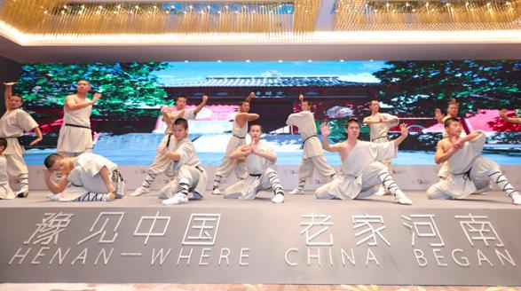 看少林功夫体验中原文化,中国上海国际艺术节首次为文化旅游搭设平台