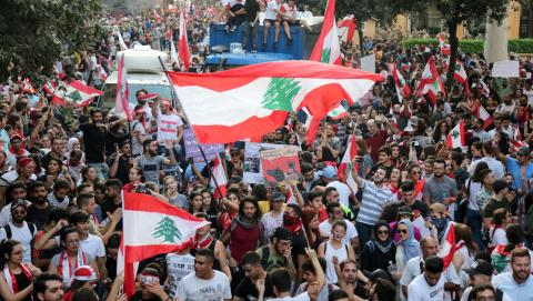 黎巴嫩总理改革方案获主要派别支持