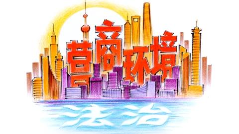独家述评丨上海,营商环境法治化优等生