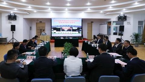 校企合作,上海城建学院和上海建工为世界技能大赛签约