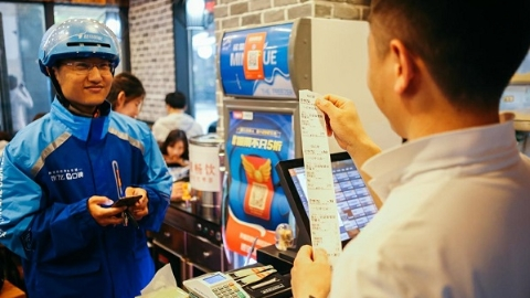 外卖平台数据显示:上海营商环境佳,最受中小商户喜爱