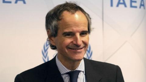阿根廷资深外交官格罗西将出任国际原子能机构新一任总干事