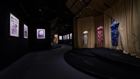 李丽华、夏梦、张曼玉、林青霞、王祖贤代表作中穿过的旗袍,在上海哪里可以看到?