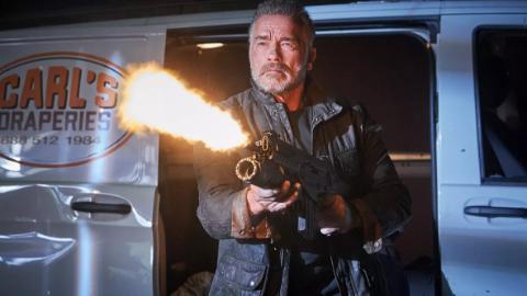 《终结者:黑暗命运》卡梅隆联手施瓦辛格上演最后一战