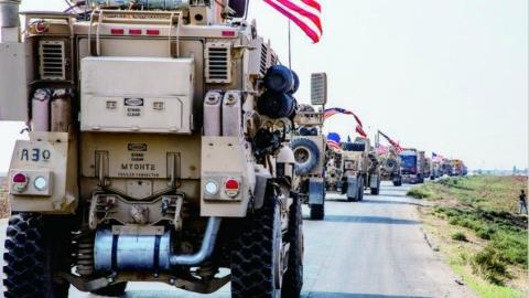 俄罗斯怒斥美国在叙利亚走私石油