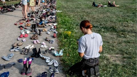 德国政府今年拒绝三分之二难民申请