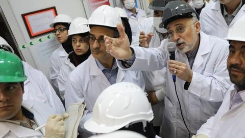 伊朗新启动30台离心机 美财政部再出新制裁