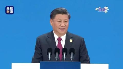 """""""中国市场这么大,欢迎大家都来看看"""" 第二届中国国际进口博览会开幕侧记"""