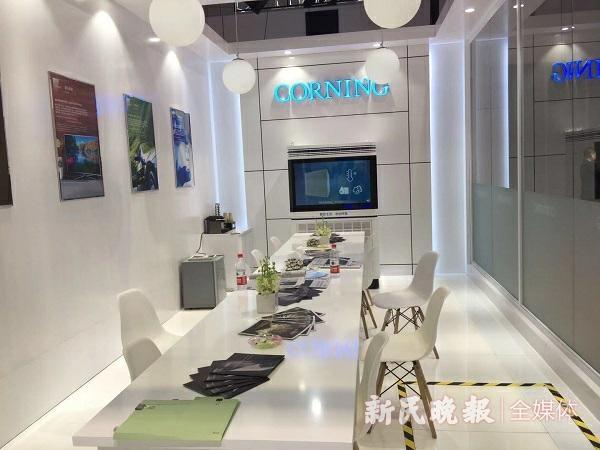 """第二届进博会上,空气最清新的36㎡就是这个""""小会议室"""" 金志刚拍摄.jpg"""