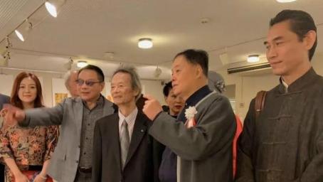 日本举行吴昌硕诞辰175周年纪念活动