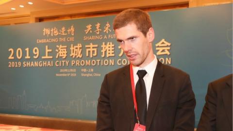 """法国巴里耶集团副总裁亚历山大:让中国消费者体验""""现代法式休闲主义"""""""